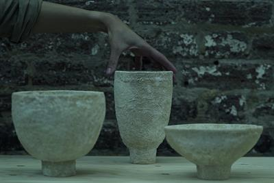 Pottery made from bacteria wins top prize in MullenLowe Nova Awards