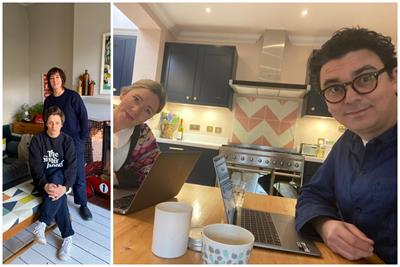 The first workiversary: WTF happens when adland couples WFH for one year?