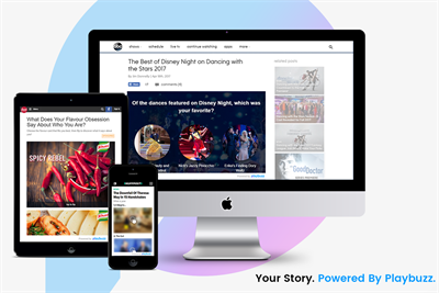 Playbuzz raises $35m to take branded content business global