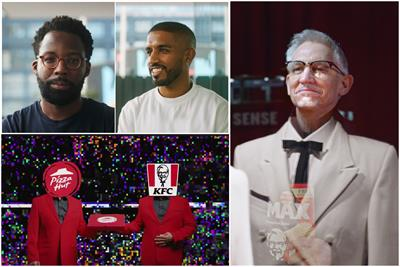Campaign podcast: KFC's mashups with Walkers and Pizza Hut