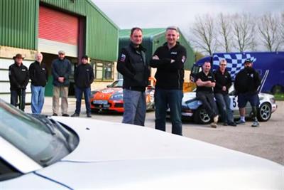 Mazda backs ad-funded documentary on Sky 2 with Richard Parks