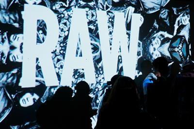 In pictures: G-Star kicks off Raw music series with Boiler Room