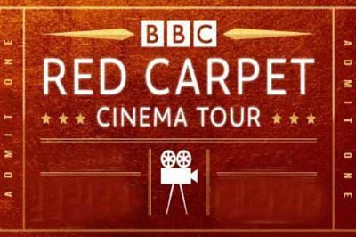 BBC to launch 'red carpet' cinema tour