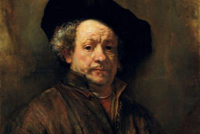 Find the Rembrandt in the attic
