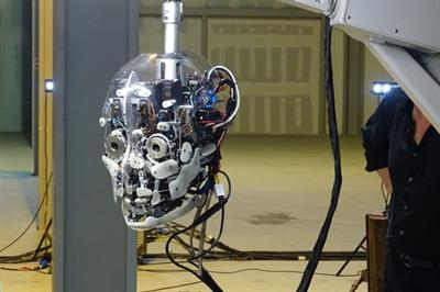 Event TV: Here East launches creative hub with robots and drones