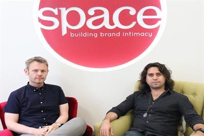 Space recruits Naz Nazli and Alex Ball as creative heads