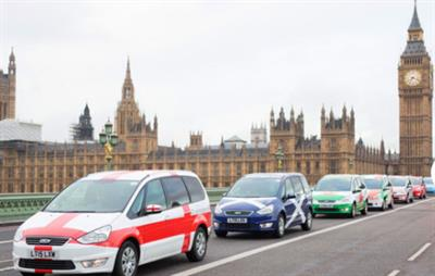 Addison Lee launches Rugby World Cup-themed fleet