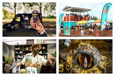 Seven rum-based brand activations