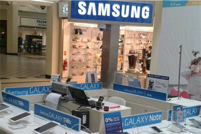 Samsung opens experience store in Qatar