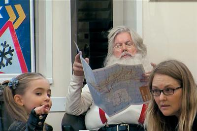 Event TV: Kwik Fit services Santa's sleigh in festive stunt