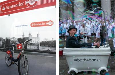 Brand Slam: Santander vs. TransferWise