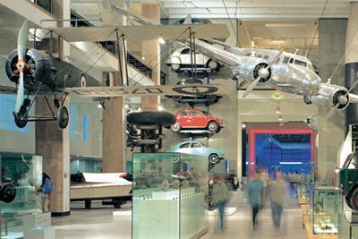 Isobel picks up Science Museum brief