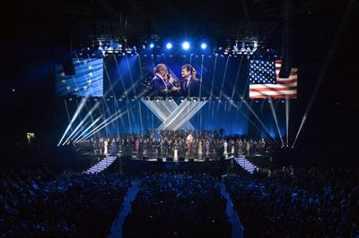 In pictures: SSE Hydro kicks off Ryder Cup with gala concert