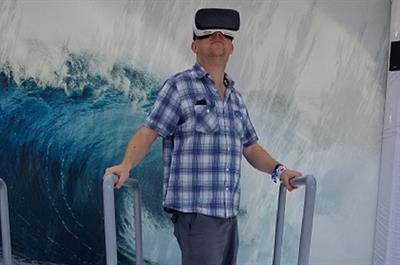 Blog: The power of the live experience is palpable in Cannes