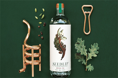 Harvey Nichols partners with Seedlip for nature-themed terrace