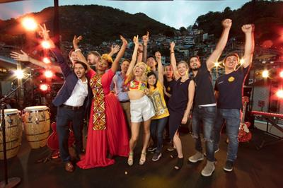 Behind the scenes: Shell's #makethefuture campaign