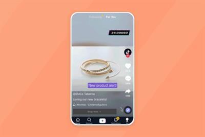 TikTok partners Shopify for social commerce