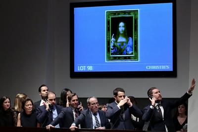 Secret of record $450m Da Vinci sale: Reach the audience beyond the audience