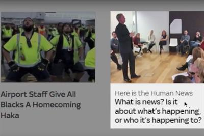 What is news? video