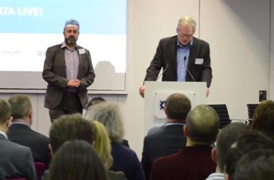 Watch: Smart Data Live 2015: 'Data is not very sexy, but it's incredibly important'