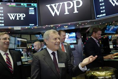 WPP's share price tumbles as investors speculate over post-Sorrell future