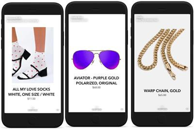 Snap hopes to woo retailers and DTC brands with launch of dynamic ads