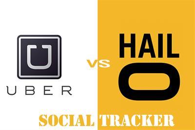 Has Uber's celebrity credit scheme generated positive sentiment on social?
