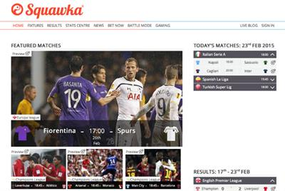 Watch: Behind the scenes of Squawka's success