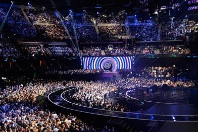 In numbers: MTV's EMA at The SSE Hydro