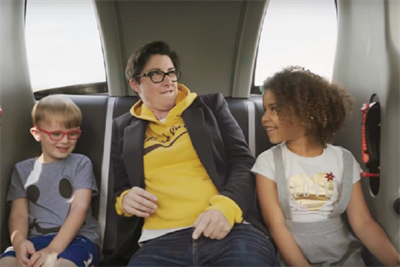 Axa launches branded content push featuring Sue Perkins with Sky and News UK