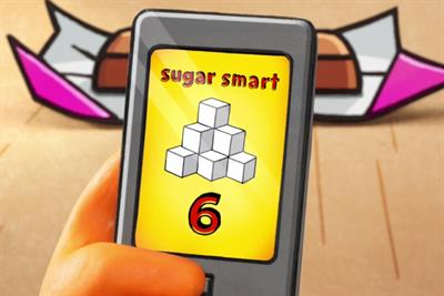 Change4Life launches first sugar tracking app for £5m 'Sugar smart' campaign