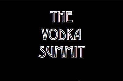 Fentimans to sponsor London's first Vodka Summit