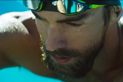 Latest Under Armour 'Rule Yourself' spot puts Michael Phelps through his paces