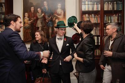 In pictures: Tanqueray opens Drawing Rooms