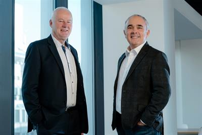 JCDecaux UK promotes duo to succeed CEOs Spencer Berwin and Philip Thomas