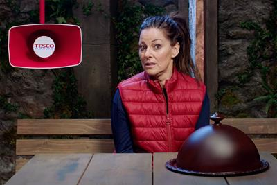 I'm A Celeb evictees confess to naughtiness in Tesco tactical ads