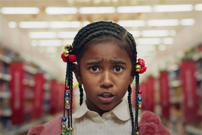 Creatives treat Tesco to TV award for 'No Naughty List'