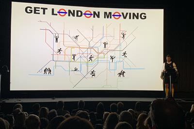 Exterion Media to turn TfL estate into 'fitness zone' to tackle obesity