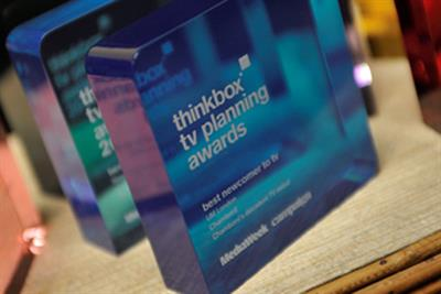 Thinkbox TV Planning Awards open for entries