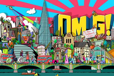 OMG UK creates special edition of Time Out to welcome agencies to Bankside