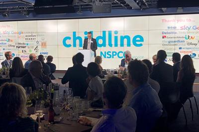 'Titans of TMT' raise £12.5m for NSPCC and Childline