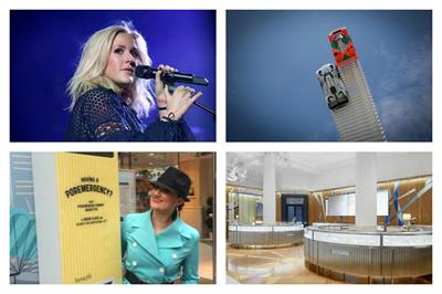 Top five experiential stories of the week