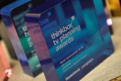 Thinkbox issues call for entries for TV Planning Awards 2015