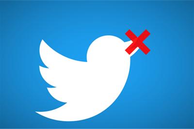 Let's not praise Twitter for reaching a profit. Let's bury it