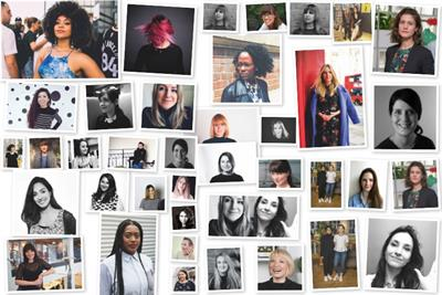Creativity's female future: Meet the next generation of women redefining creativity