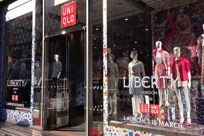 Uniqlo to host rooftop activation at London re-launch