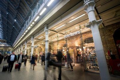 John Lewis is looking to the future with optimism, not fear of change