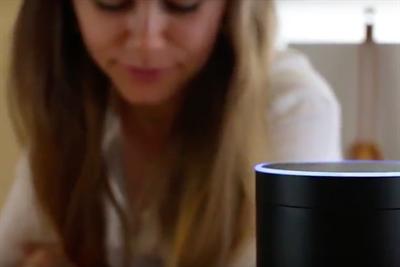 Alexa on trial: an agency experiment