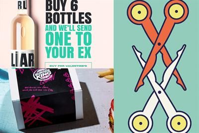 Brilliant, bold or bizarre: Domino's, Cineworld, Burger King and more celebrate Valentine's
