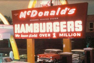 McDonald's CMO on catering to millennials post 'pink slime'